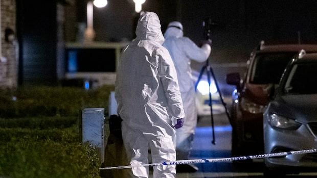 Explosion i radhus i Helsingborg