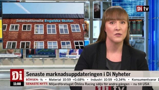 Di Nyheter 11.00 21 november - Engelska Skolan stiger på höjd rekommendation