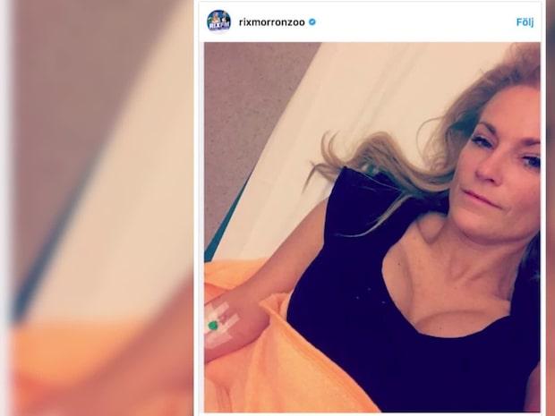 Laila Bagges comeback efter kollapsen