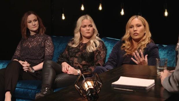 """Almenäs och Sundqvist om trakasserierna: """"Bröt ihop och tänkte sluta"""""""