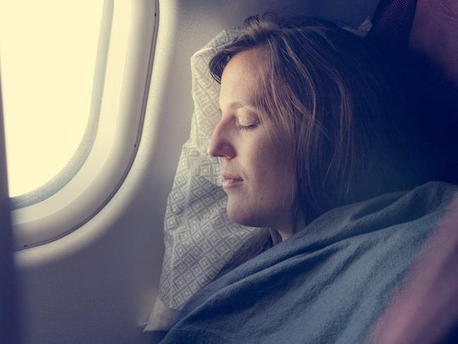 Sju saker du ska tänka på när du flyger för att undvika att bli sjuk.