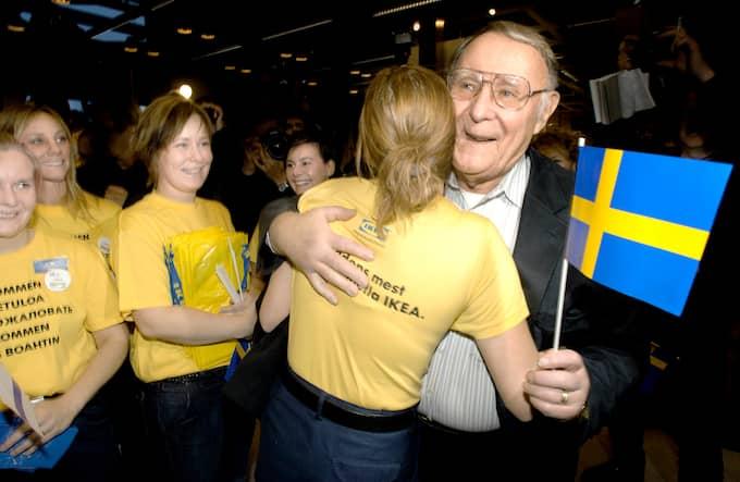 Firande vid invigningen. Foto: TOMAS ONEBORG / SVD / SCANPIX / SVENSKA DAGBLADET SVD
