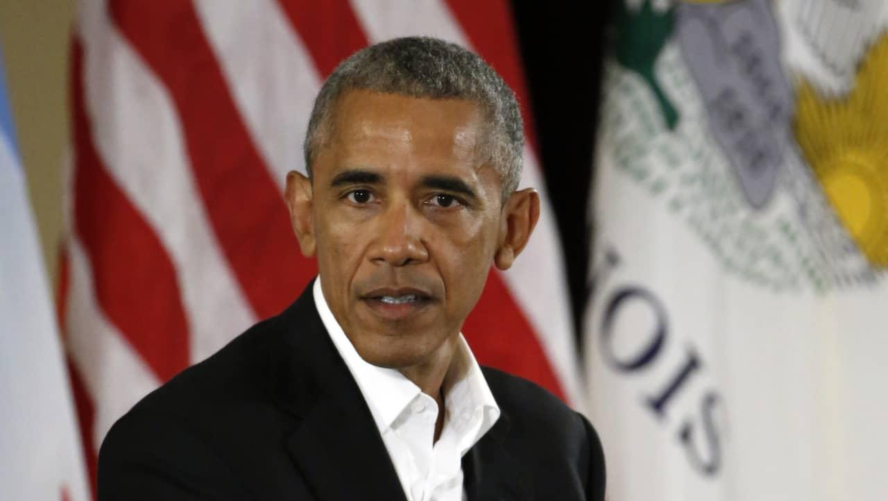 Obama slar tillbaka mot kritiken