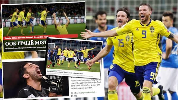 Världen chockad efter Sveriges VM-bragd f6a1fb7024d19