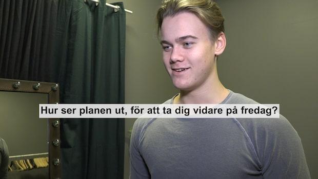 """William Segerdahl om största hotet i """"Idol"""""""