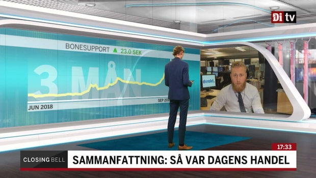 """Nilsson: """"Tydligare säljfokus hos kursraketens nya vd"""""""