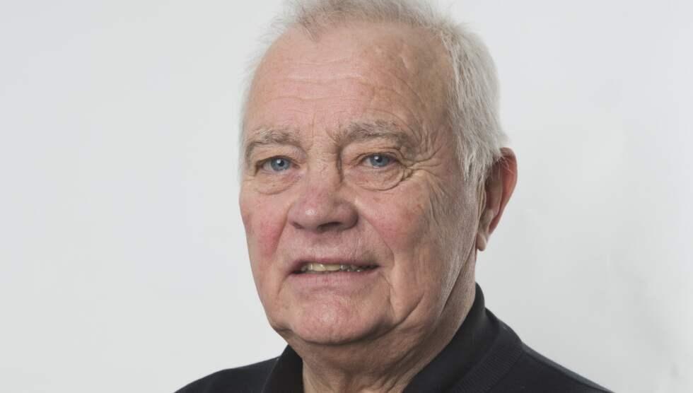 Nu gör LG Jansson comeback som 76-åring. Foto: Malin Lööf