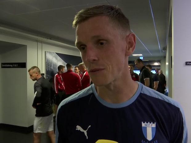 """Sören Rieks: """"Rättvist med 3-0"""""""