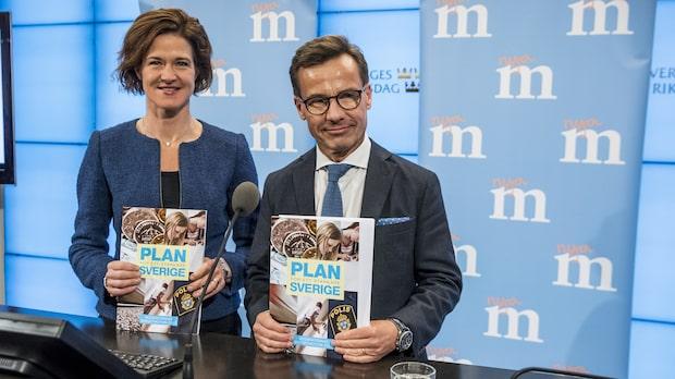 Förlorade mot Reinfeldt – 25 år senare kan Kristersson få revansch