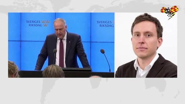 Experterna: De kan efterträda Jonas Sjöstedt