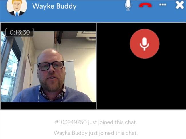 'Wayke Buddyn' Pär Bäck ska via videosamtal hjälpa bilköpare att göra rätt val.