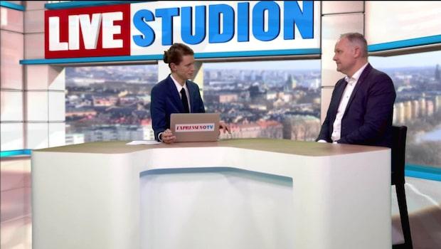 """Sjöstedt: """"EU har sin djupaste kris hittills"""""""