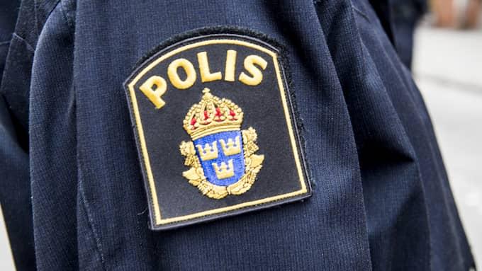 – Omständigheterna är sådana att vi inte kan avfärda det som ett vanligt dödsfall, sa Sven-Erik Olsson, presstalesperson vid Stockholmspolisen. Foto: TOMAS LEPRINCE