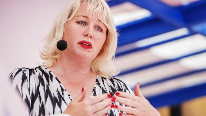 Kandidat. Ann Heberlein vill bli moderat riksdagsledamot med hjälp av M i Skåne. Foto: ANNA-KARIN NILSSON