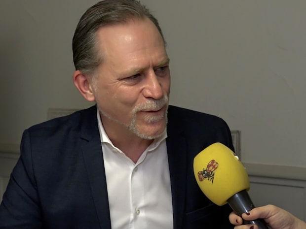 """Daniel Helldén: """"Jag skulle inte ha något emot att styra upp saker"""""""