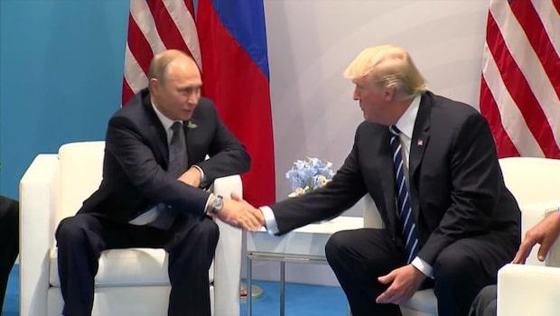 Så blir mötet mellan Trump och Putin i Helsingfors