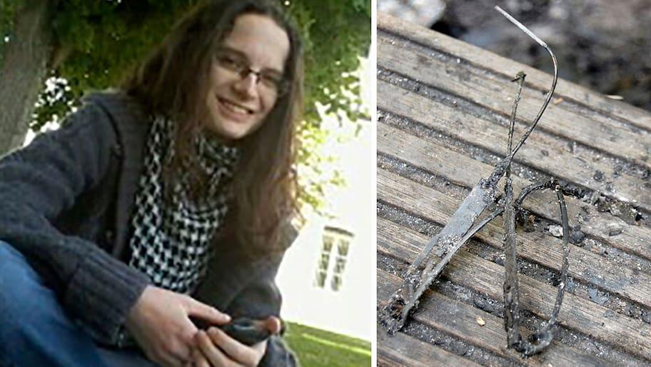 Sophie Lionnet, 21, flyttade till Storbritannien i januari 2016 för