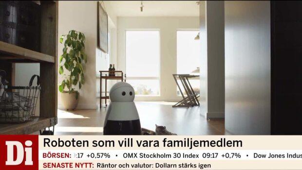 Roboten som vill vara familjemedlem