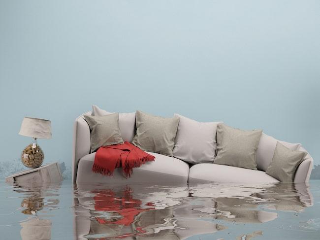 Glöm inte se över dina försäkringar innan du hyr ut eller hyr, att det täcker upp inbrott, brand och vattenskador.