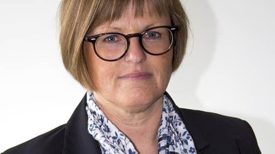 Ruth Mannelqvist. Foto: Umeå universitet.