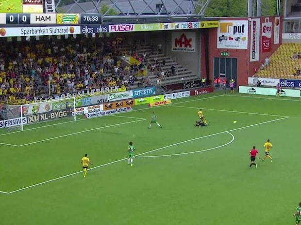 Highlights: Elfsborg-Hammarby