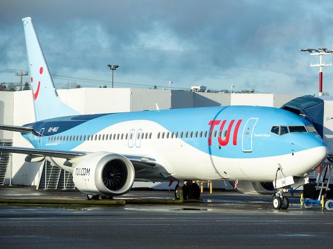 Miljösatsning: Nu ska alla flygresor med TUI klimatkompenseras.