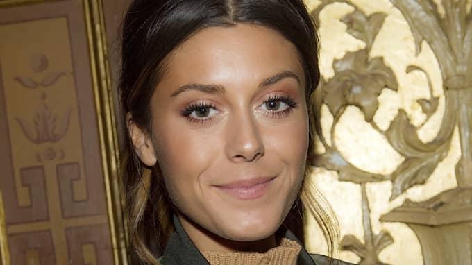 Bianca Ingrosso har lagt sitt bruna hår på hyllan. Foto: /Ibl / /IBL