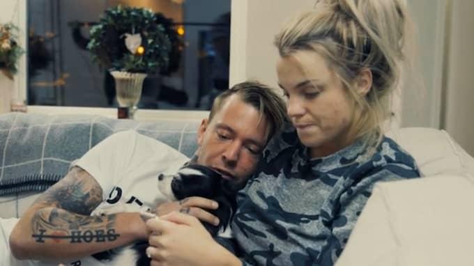 Jockiboi och Jonna måste vänta minst 1,5 år innan de får försöka skaffa barn Foto: TV3