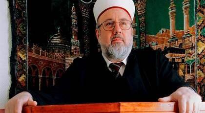 Leif Abd al Haqq, ordförande för Svenska islamiska församlingarna, anser att Do gör rätt som försvarar en muslimsk man som vägrat ta en kvinna i hand. Foto: FREDRIK FUNCK