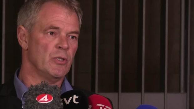 Dansk polis: Del av kvinnokropp hittad