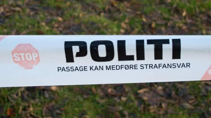Danska polisen klantade till det för sig. Foto: Shutterstock