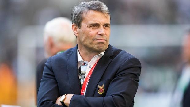 Daniel Kindberg avgår som ordförande för Östersunds FK