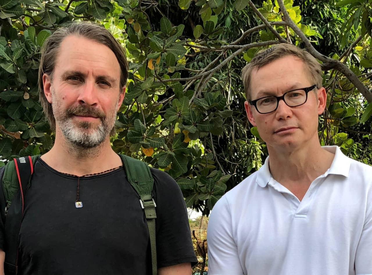 Magnus Falkehed & Niclas Hammarström