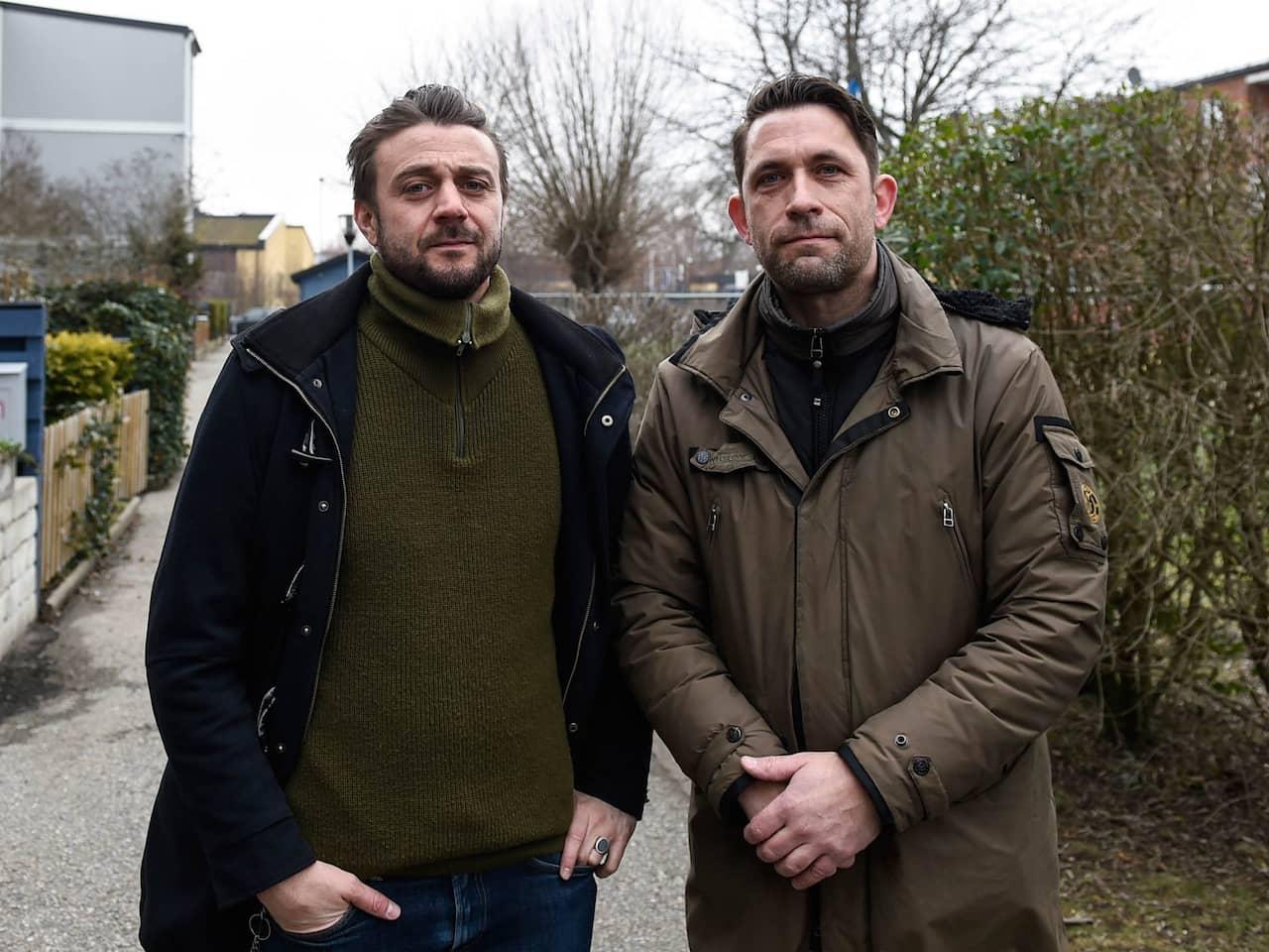 Alexander Vickhoff & Jens Christian