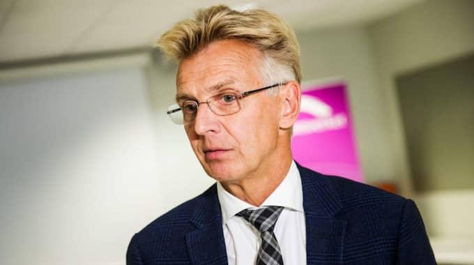 Migrationsverkets generaldirektör Anders Danielsson. Foto: Christian Örnberg
