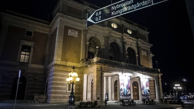 Operan i Stockholm. Foto: MICHAELA HASANOVIC / MICHAELA HASANOVIC