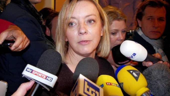 Sabine Kehm. Foto: Anadolu Agency