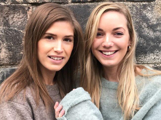 Make up-artisterna Tine och Tanja tröttnade på att inte hitta allergivänligt smink. Nu lanserar de den första Svanen-märkta sminkkollektionen.