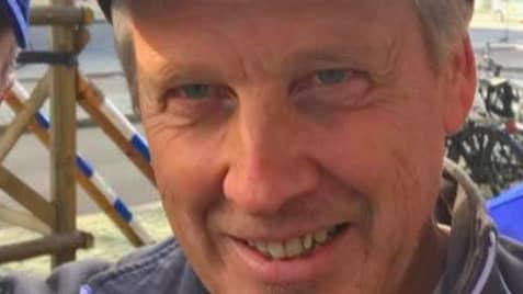 Erik Andersson, 56, lyckades kamma hem hela 2,5 miljoner. Foto: Privat