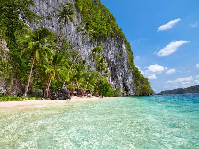Palawan på Filippinerna behåller sin förstaplats från i fjol tack vare sina paradisiska gömda laguner.