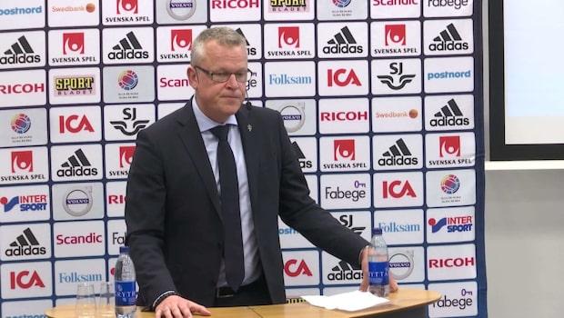 """Andersson om Elm: """"Saknar gnistan"""""""