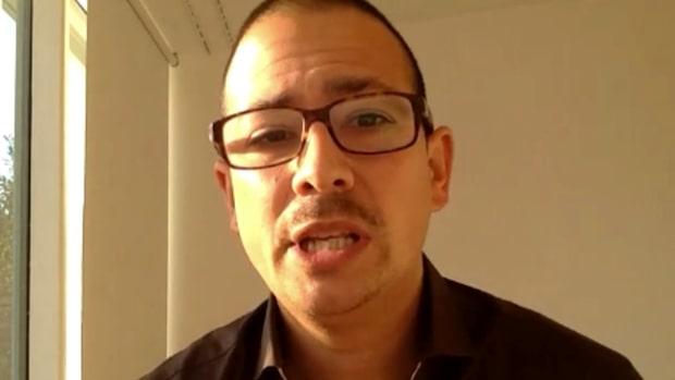Federico Moreno om polisens agerande efter avslöjandet