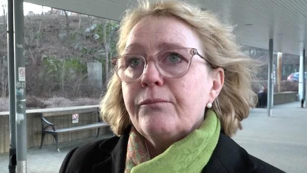 """Irene Svenonius om vårdkrisen: """"Varje väntetid är ett misslyckande"""""""
