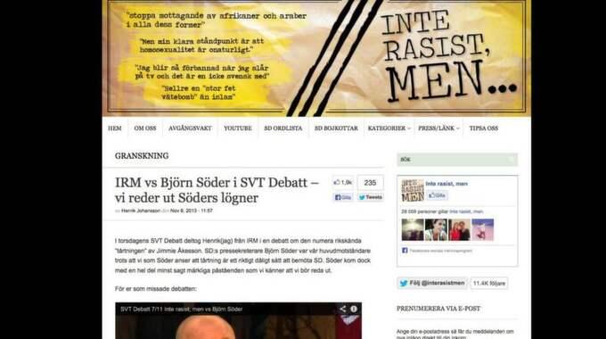 Foto: Skärmdump från interasistmen.se