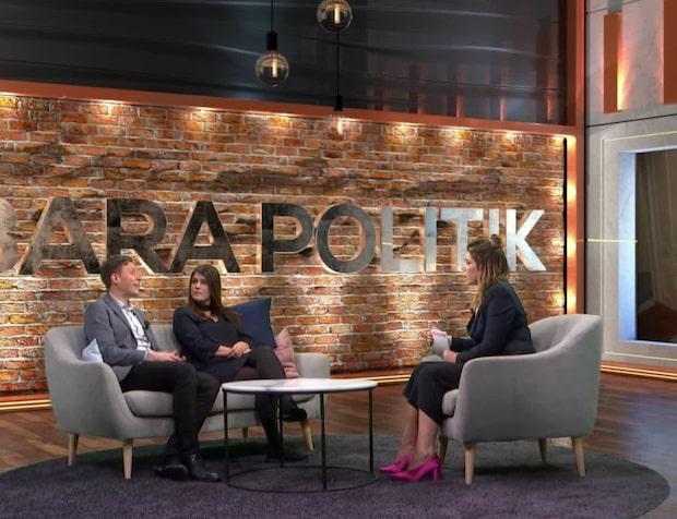 Bara Politik: 31 oktober - Intervju med Amanda Sokolnicki & Patrik Kronqvist