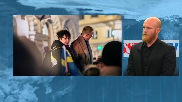 """Ulrika Hallgren, 49: """"Svenskar är vita och landet är vårt"""""""