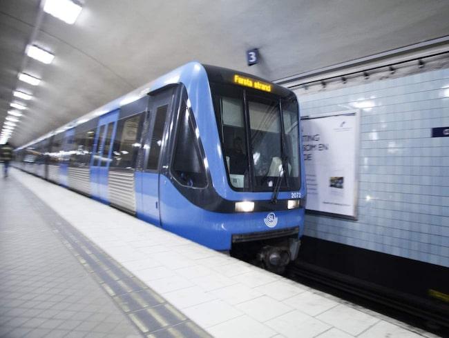 MRF påminner om att tunnelbana bara finns i Stockholm. På landsbygden är många beroende av bilen.