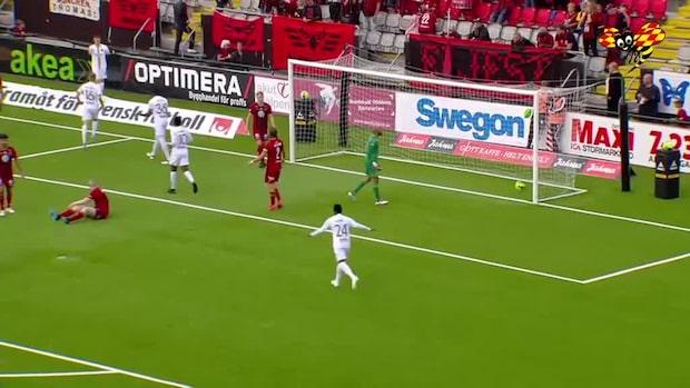 Höjdpunkter: Östersund-AIK