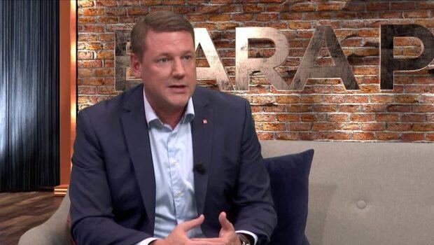 Bara Politik: Intervju med Tobias Baudin – 10 oktober