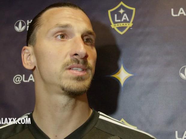 """Zlatan: """"Om det ska vara så–ta bort VAR"""""""